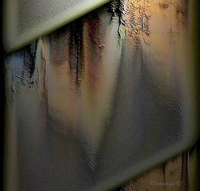 Ab-gar-w-w-w Art Print by Ines Garay-Colomba