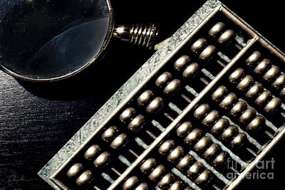Photograph - Abacus Corner by Danuta Bennett