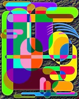 Digital Art - Abacus by Gdw3
