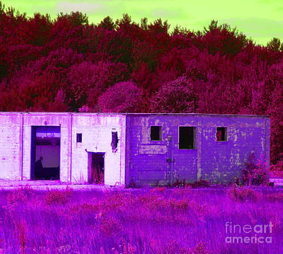 Photograph - Abandon Building by Marcia Lee Jones