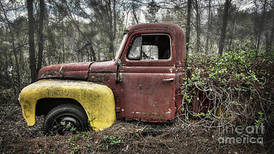 Photograph - Abandoned 2 by Ken Johnson