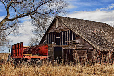 Antique Automobiles Photograph - Abandoned And Crestfallen by Nikolyn McDonald