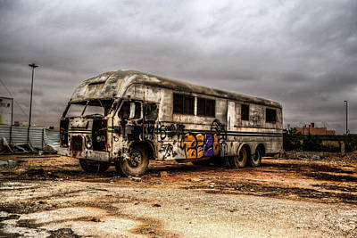 Abandoned Bus Original