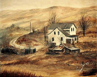 Abandoned Original by C Keith Jones
