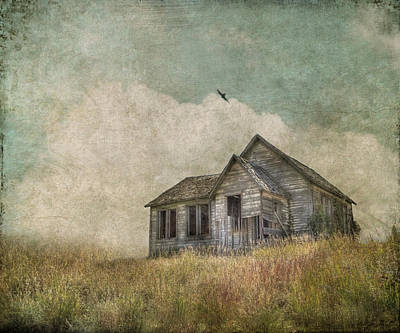 Houses Photograph - Abandoned by Juli Scalzi