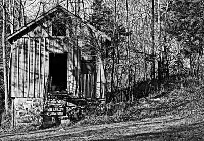 Photograph - Abandoned by Cathy Shiflett