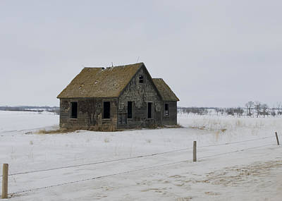 Photograph - Abandoned Dreams by Rhonda McDougall