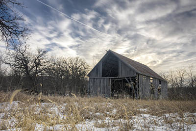 Photograph - Abandoned I by Scott Bean