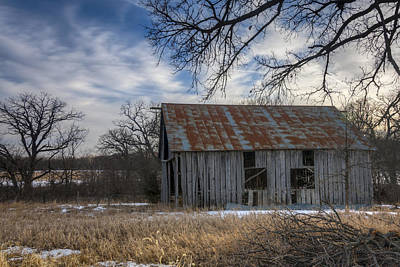 Photograph - Abandoned II by Scott Bean