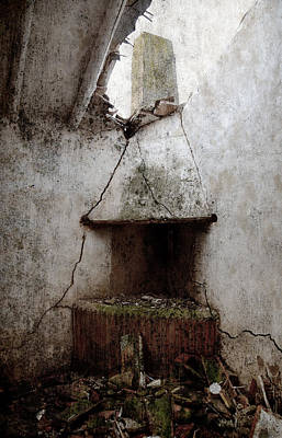 Abandoned Little House 2 Art Print by RicardMN Photography