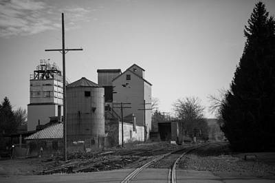 Abandoned Mill Art Print by Richard LaVere