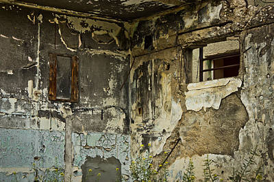 Photograph - Abandoned by Nadya Ost