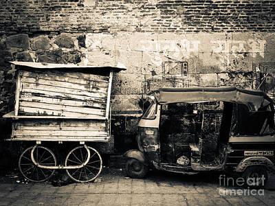 Photograph - Abandoned by Neville Bulsara