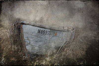 Abandoned On Sugar Island Michigan Art Print by Evie Carrier