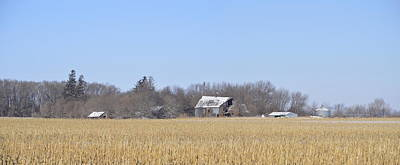 Photograph - Abandoned Panoramic by Bonfire Photography