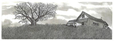 Abandoned Places Original by Jonathan Baldock