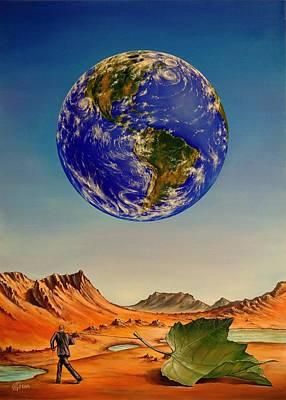 Abandoned Planet Original
