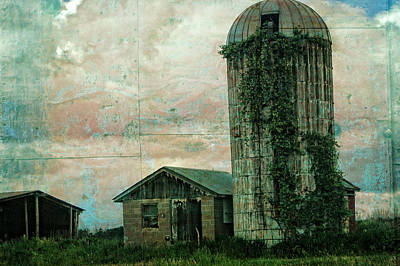 Photograph - Abandoned by Rhonda Barrett