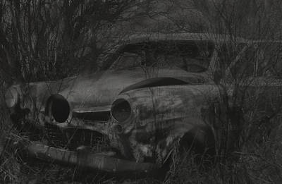 Photograph - Abandoned Studebaker by Jim Vance