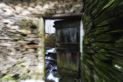 Photograph - Abandoned Villages On Winter Time - Inverno Nei Paesi Abbandonati 07 by Enrico Pelos