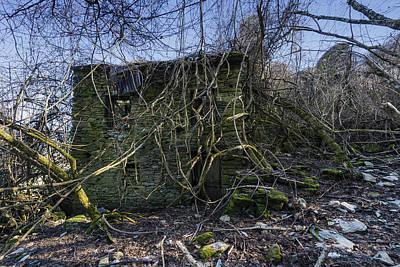 Photograph - Abandoned Villages On Winter Time - Inverno Nei Paesi Abbandonati 12 by Enrico Pelos