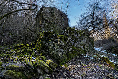 Photograph - Abandoned Villages On Winter Time - Inverno Nei Paesi Abbandonati 13 by Enrico Pelos