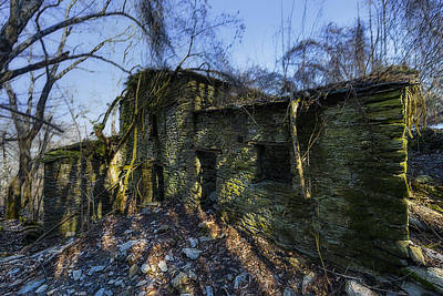 Photograph - Abandoned Villages On Winter Time - Inverno Nei Paesi Abbandonati 14 by Enrico Pelos
