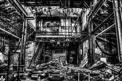 Photograph - Abandonment by Johnny Lam