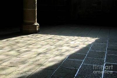 Photograph - Abbey by A K Dayton