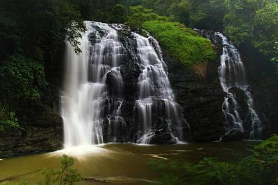 Karnataka Photograph - Abbey Falls by © Arvind Balaraman