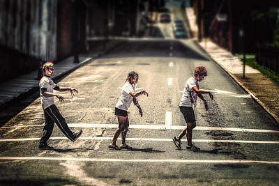 Photograph - Abbey Road by Joshua Minso
