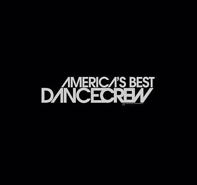 Crew Digital Art - Abdc - Dance Crew Logo by Brand A