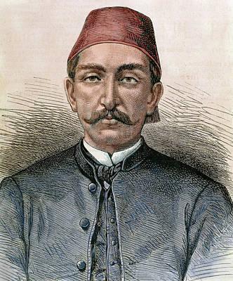 Abdul Hamid II (1842-1918 Art Print by Prisma Archivo
