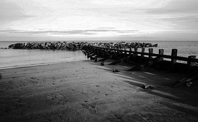 Modern Man Surf - Aberdeen beach by John Michael Bing