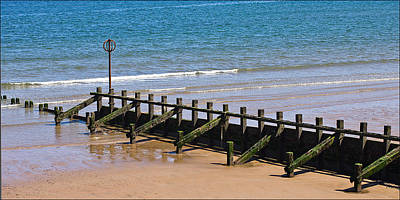 Photograph - Aberdeen Beach by Liz  Alderdice