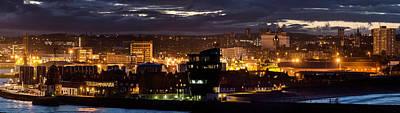 Photograph - Aberdeen Skyline by Veli Bariskan