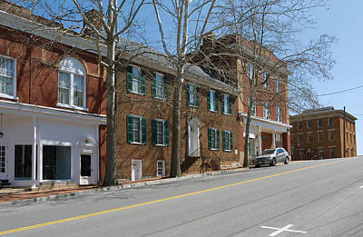 Photograph - Abingdon Virginia by Melinda Fawver