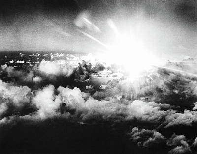 Atomic Photograph - Able Day Atom Bomb Test by Us National Archives