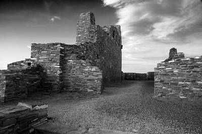 Abo Ruins New Mexico Usa Art Print by Mark Goebel