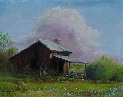 Painting - Abondoned Memories  by Gene Gregory