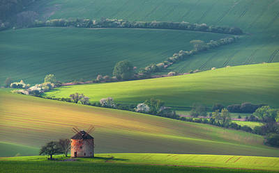 Rural Photograph - About Forms & Line's by Vlad Sokolovsky