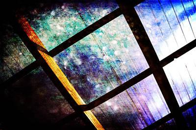 Photograph - Above And Below by Randi Grace Nilsberg