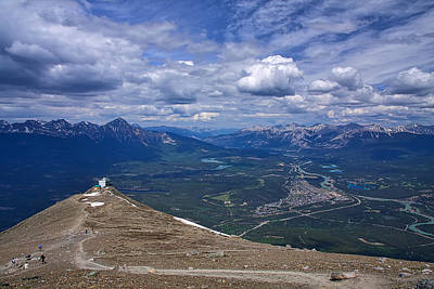 Photograph - Above Jasper by Stuart Litoff