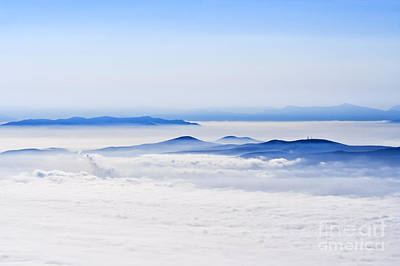 Photograph - Above The Clouds by Dennis Hedberg