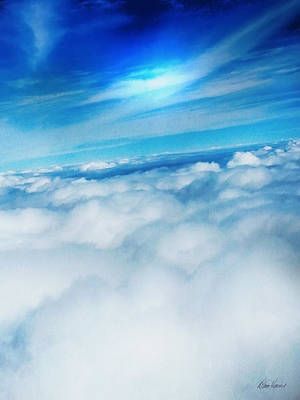 Photograph - Above The Clouds by Diana Haronis