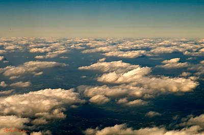 Photograph - Above The Clouds II by Robert Culver