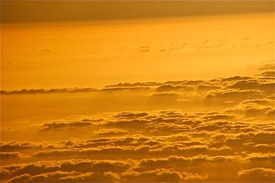 Photograph - Above The Clouds by Matthew Heller