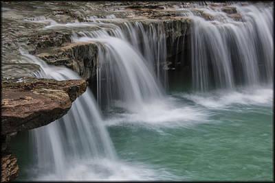 Photograph - Abraham Falls 2 by Erika Fawcett