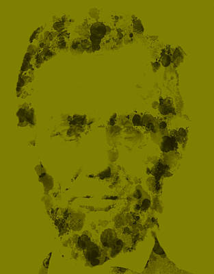 Lincoln Assassination Digital Art - Abraham Lincoln 4 by Brian Reaves