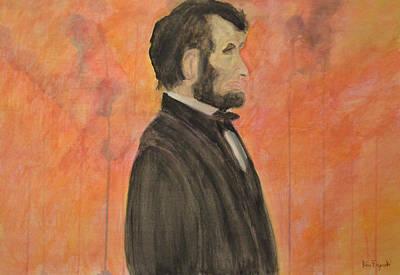 Abraham Lincoln Original by Ken Figurski
